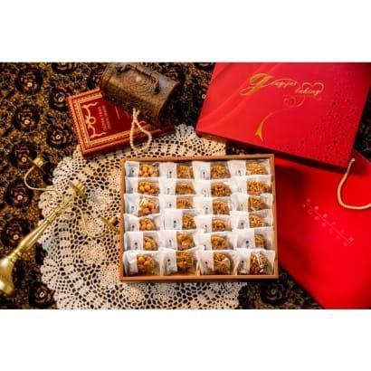 3N-4合1豆塔24顆$720(每種各六顆)豪華禮盒大紅禮盒.jpg